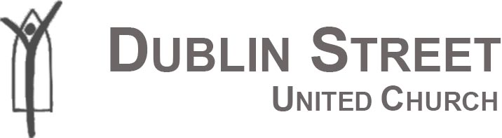 Logo for Dublin Street United Church
