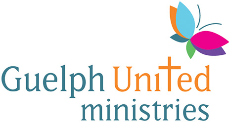 Logo for Guelph United Ministries